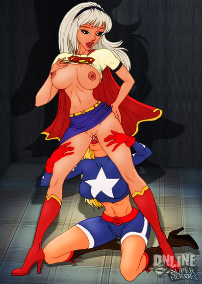 Supergirl vs. Supergirl