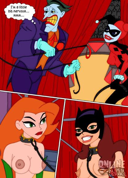 Jokers Circus of Sex