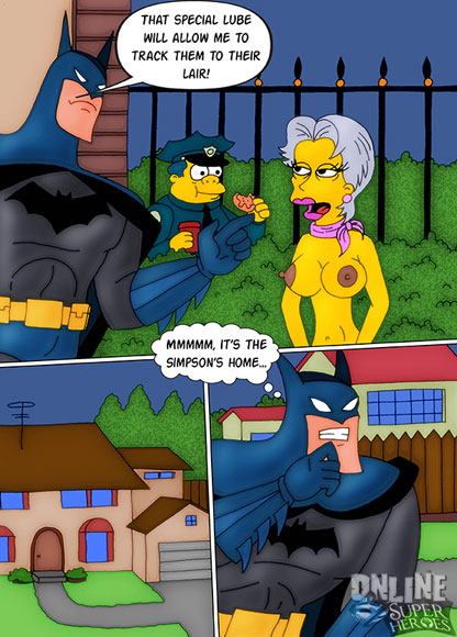 Batman vs. Radioactive Man